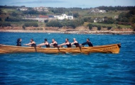 Falmouth Men's World Champion crew