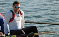 The GB Rowing Team's Nathaniel Reilly-O'Donnell