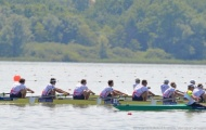 The GB men's eight and Germany could meet again in Henley