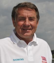 Jürgen Grobler OBE
