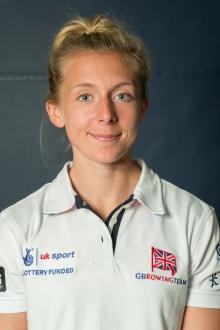 Katherine Copeland MBE
