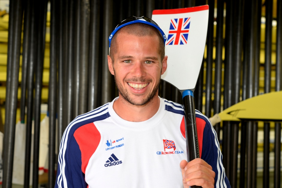 James Foad Final touches made to GB Rowing Team for 2013 Worlds