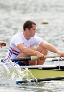 James Foad now in GBR1 men's eight for Dorney