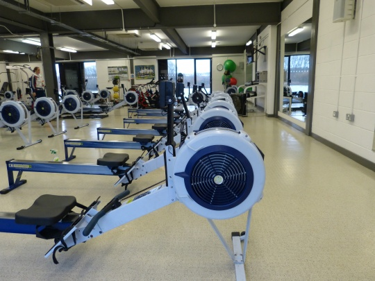 The first winter assessment for the 2013 season will now only feature a 2k ergo on Saturday
