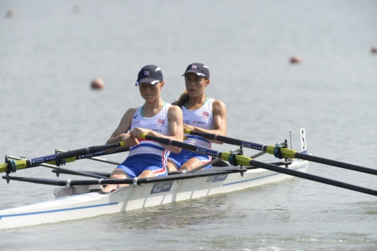 Piggott and Stubbs racing to gold at the World U23 Champs