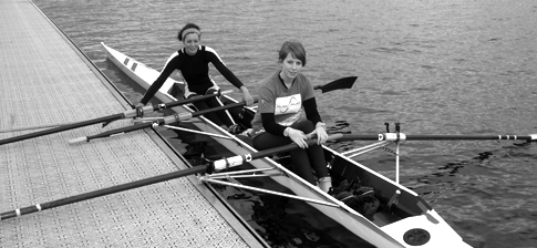 training at Regatta Centre