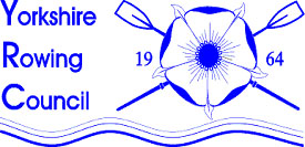 Yorshire Rowing Council logo