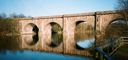 Link to Lancaster Canal