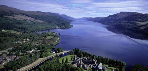 Image of Loch Ness
