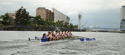 Image of Salford Uni Boat Race