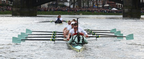 University Boat Race to take sponsors name