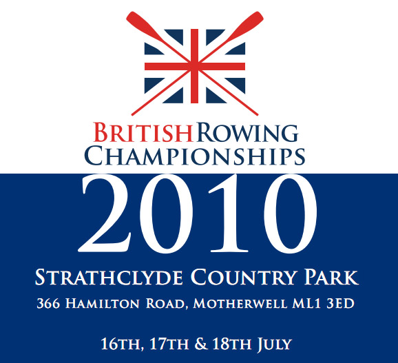 image British Rowing Championships flyer