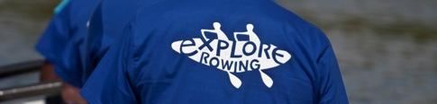 Image of the Explore Rowing launch