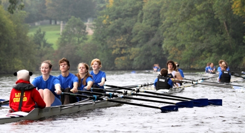 Image of Royal CHester Rowing Club Juniors