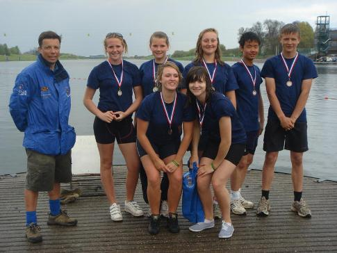 Image of Ross RC Juniors at the Junior Inter-Regional Regatta