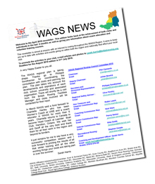 WAGS April Newsletter