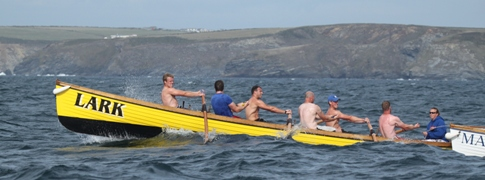 Image of Caradon Men racing
