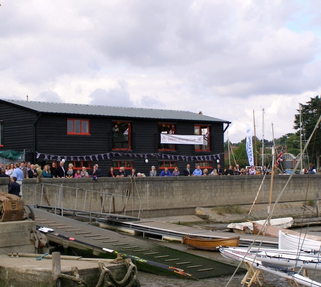 Image of Deben Rowing club