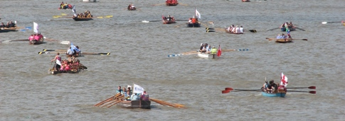 Image of the Great River Race