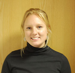 Image of BR staff member Laura Thompson