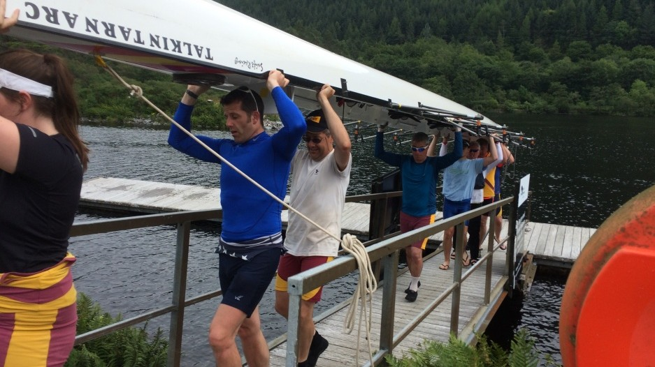 Modne ubrania Talkin Tarn ARC row the Caledonian Canal - British Rowing YE12