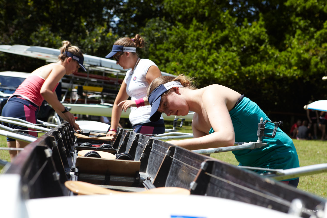 rigging basics british rowing rh britishrowing org Sculling Oar Locks World Championship Sculling