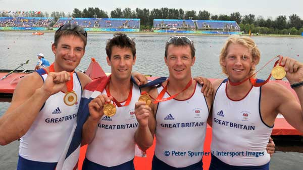 Before The Gb Crew Returned To Top Of Podium In Style At World Rowing Championships Recording A Convincing Victory Amsterdam