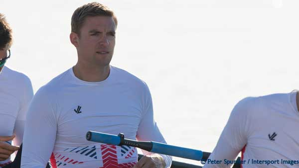 Pete Reed Olympic Champion In 2008 2017 And 2016 Has Returned To Training With The Gb Rowing Team His Sights Set On Competing At Tokyo 2020