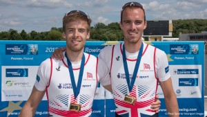 GBR LM2-, Gold Medalist Joel CASSELLS and Peter CHAMBERS