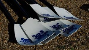 Spoon of oar