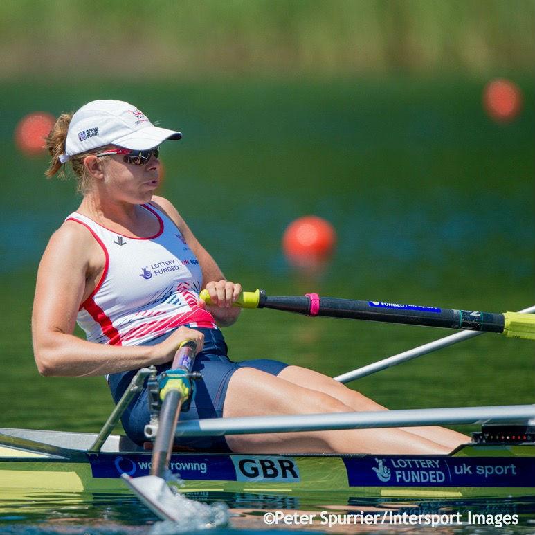 Beth Rodford - British Rowing