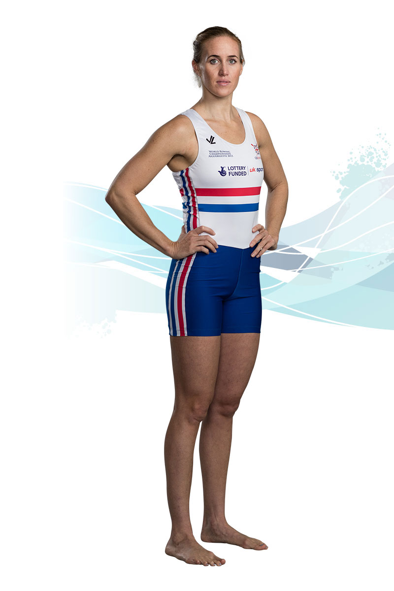 Helen Glover MBE profile image