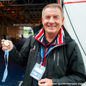 Jurgen Grobler coached the men's eight to World Championships gold in 2014