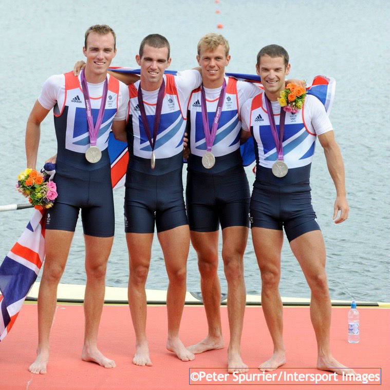 Chris Bartley british rowing