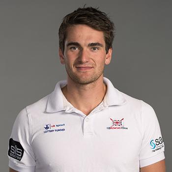 Stewart Innes british rowing