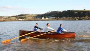 15ft Cornish Skiff