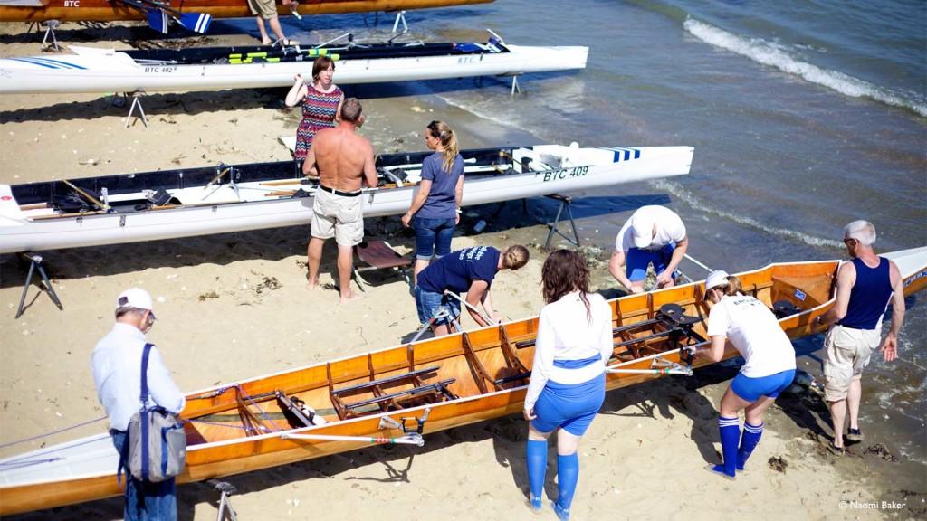 Sliding Seat Rowing - British Rowing