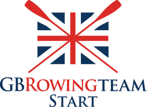 GB Rowing Team Start logo