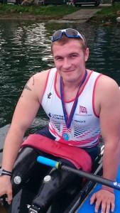 Medals for Scott Meenagh