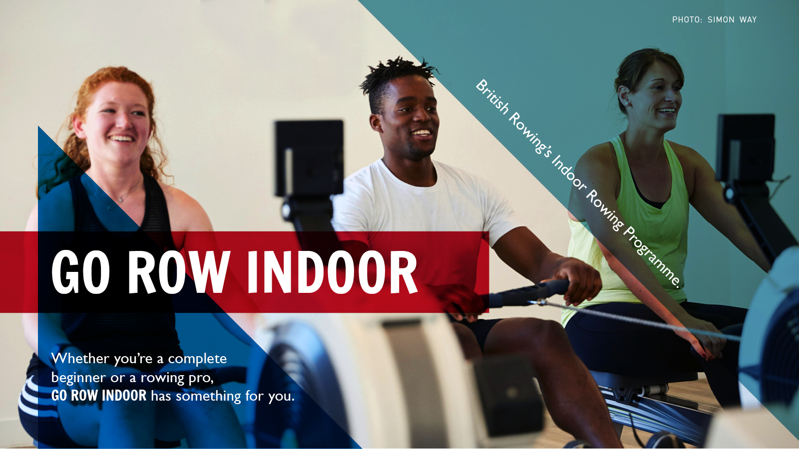 British Rowing launches Go Row Indoor at industry forum