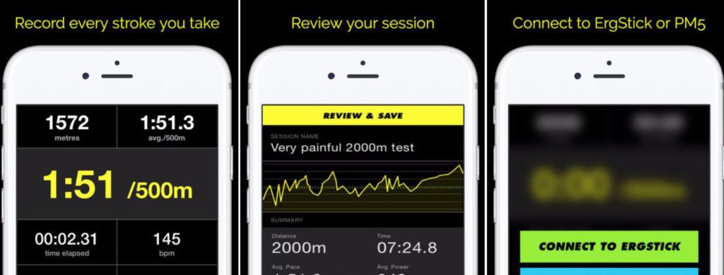 Three of the best indoor rowing apps - British Rowing