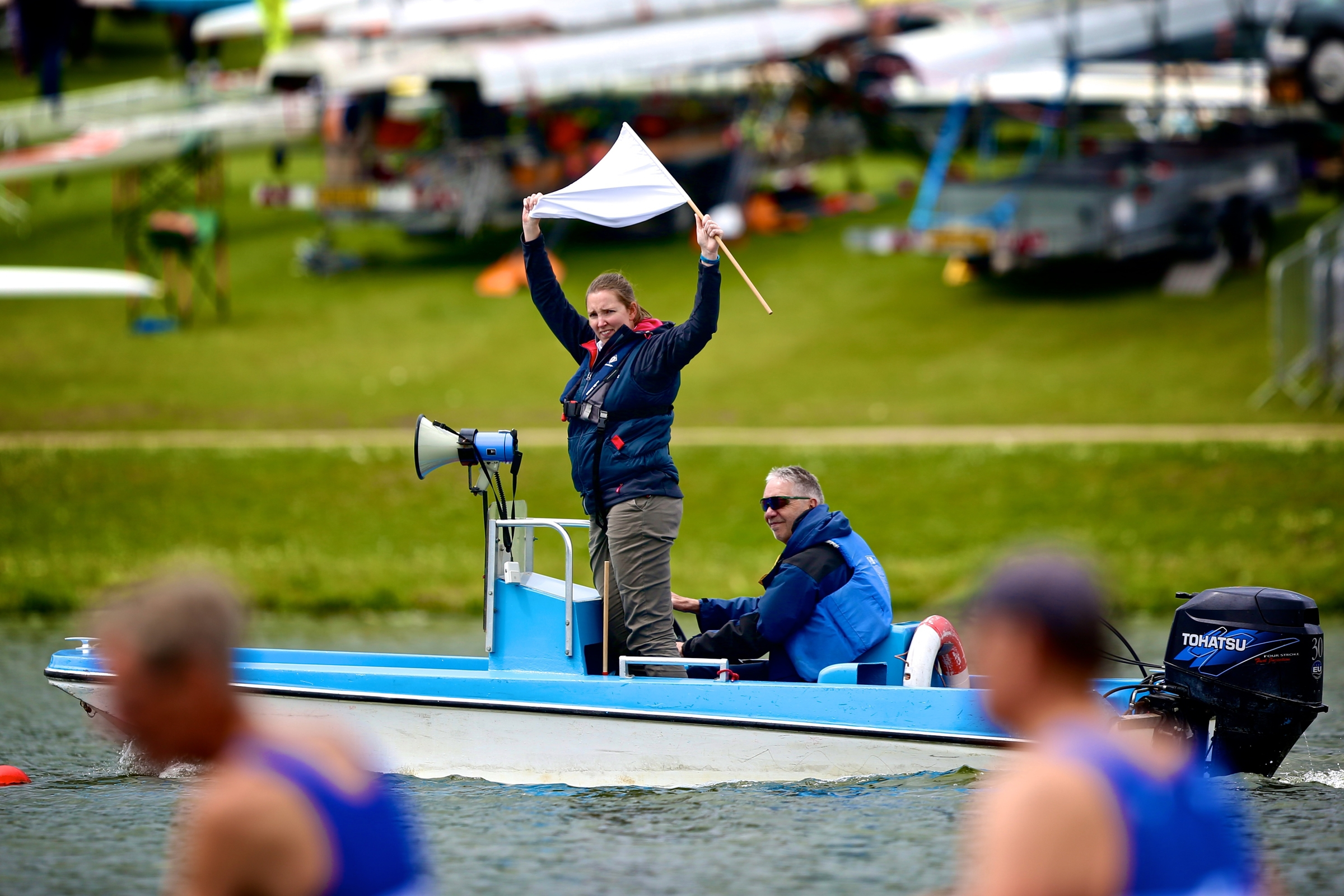 how to become an umpire for rowing