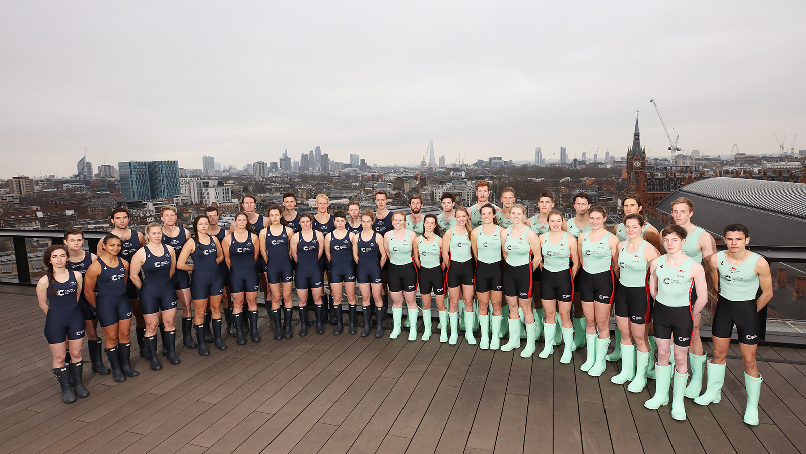 Meet The 2017 Boat Races Crews British Rowing