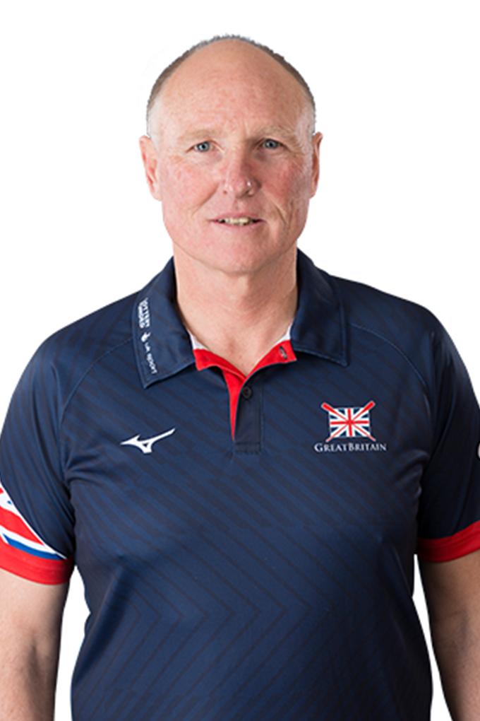 Paul Thompson MBE profile image