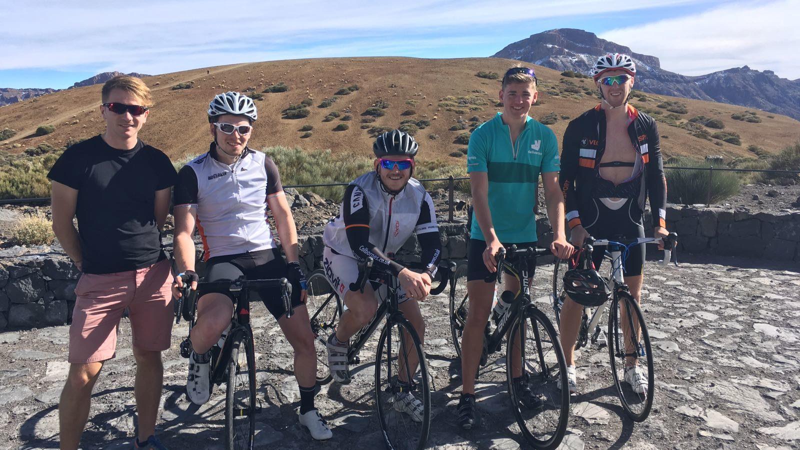 Alternative training camp ideas: Cycling - British Rowing
