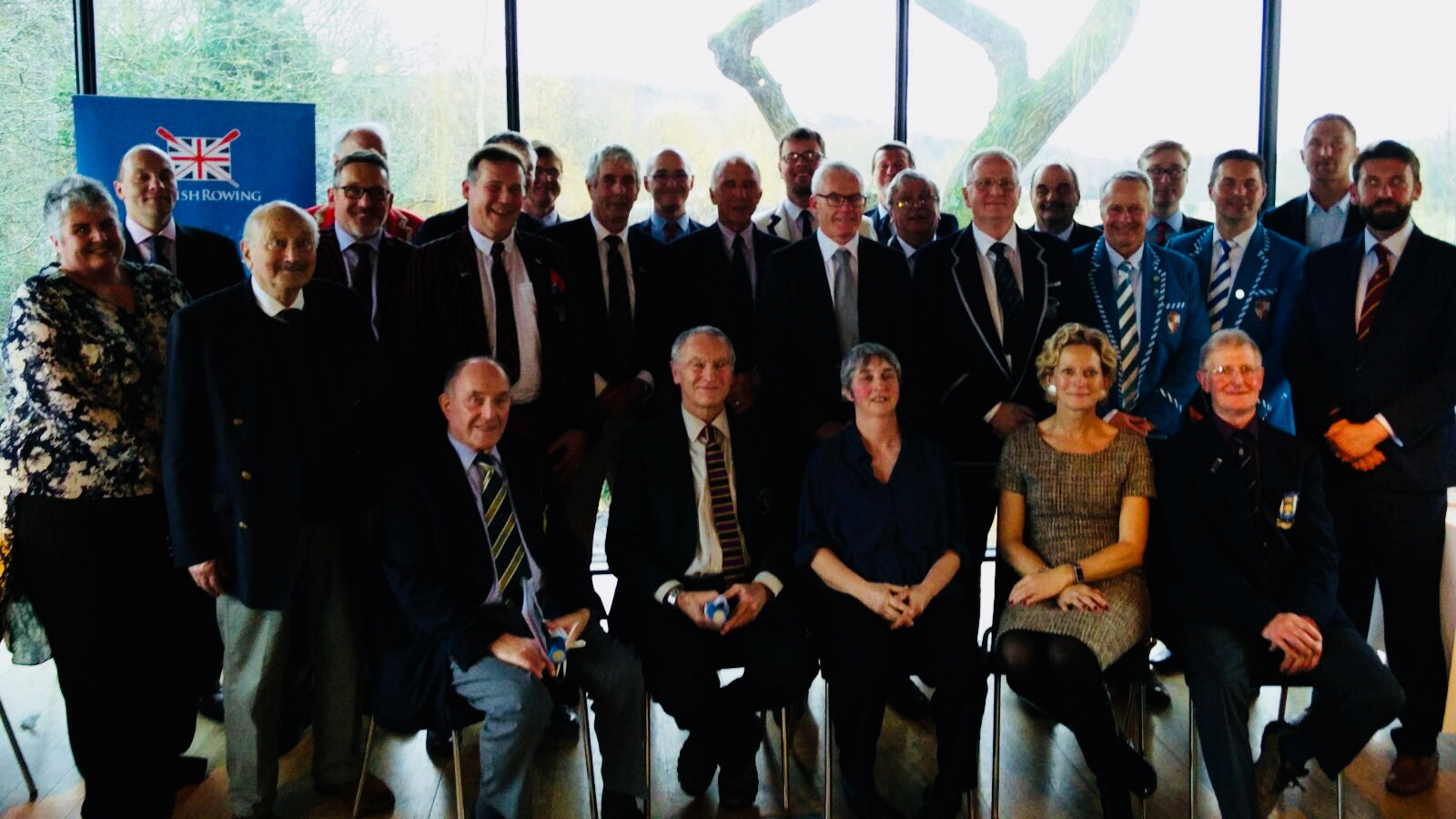 winners of the 2017 british rowing national volunteer of the year
