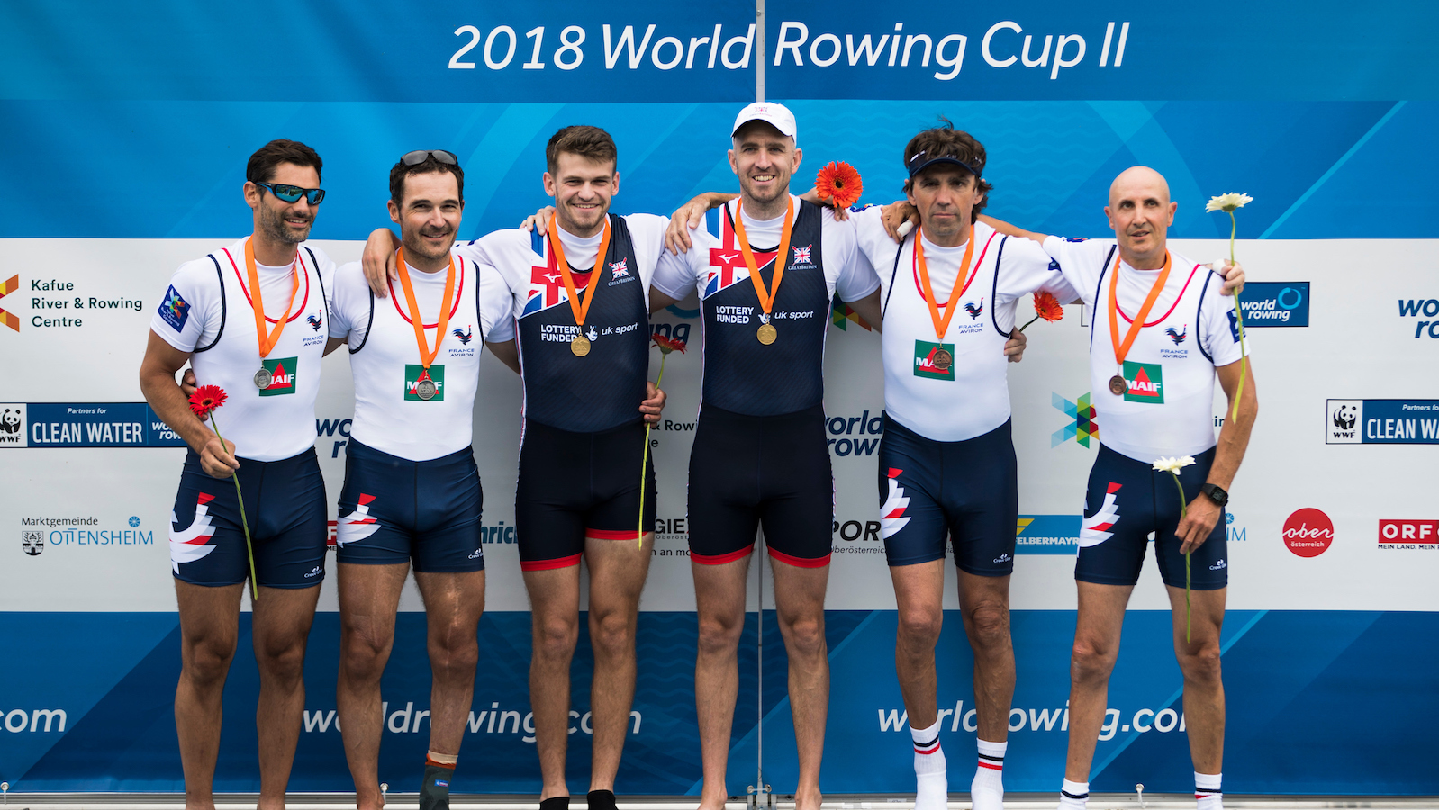 7e1afdaefb7 Gold for Stanhope and Brown as GB s Para-rowers win three medals at ...
