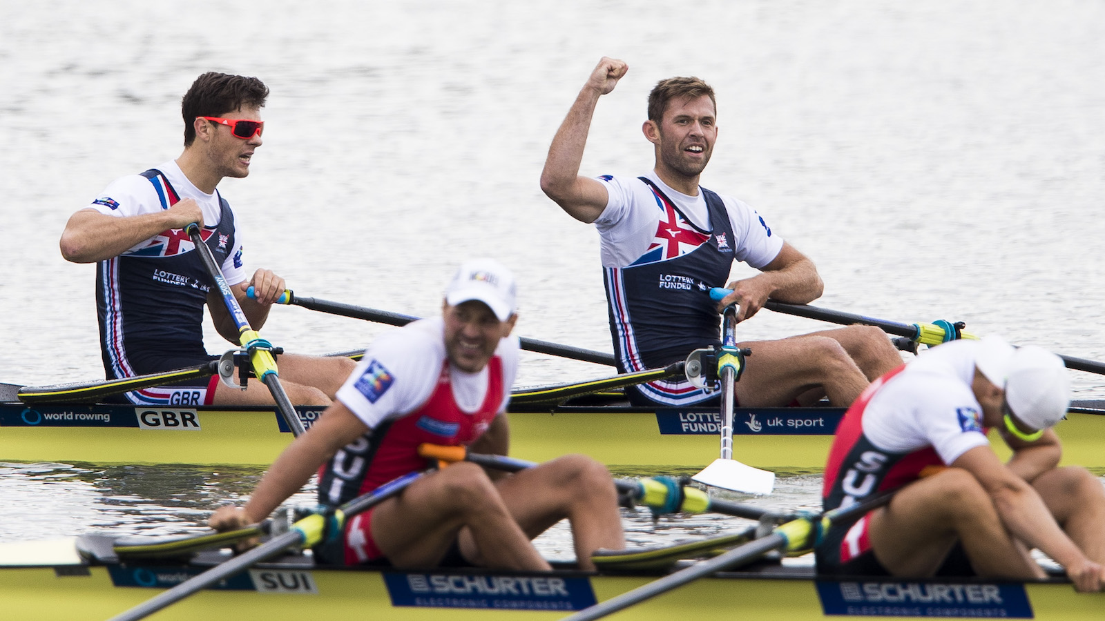 Academic rowing: types, technology, competition. Olympic champions in rowing 48