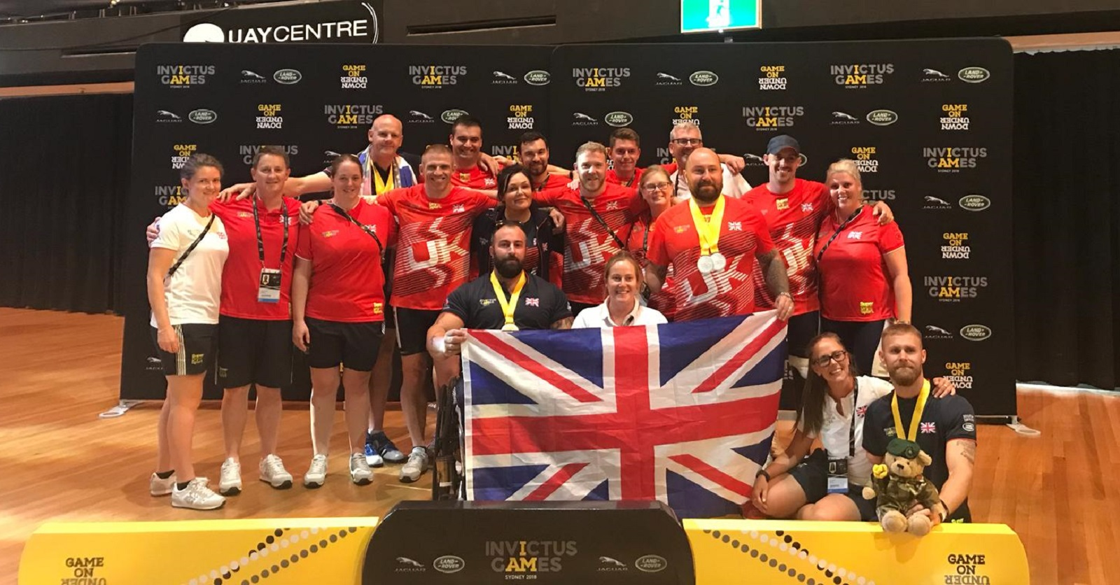 Taking place in Sydney, Australia the Invictus Games hosts an indoor rowing  event like no other. After months of preparation 21 athletes competed in  the ...
