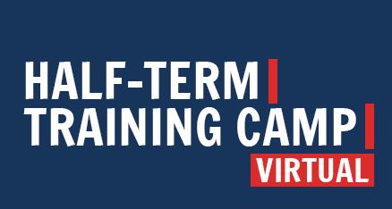 Half-Term Virtual Training Camp
